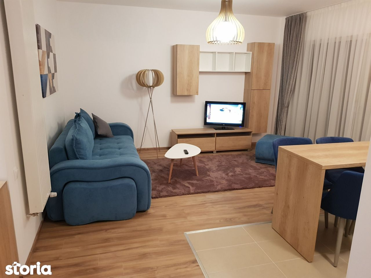 Apartament de inchiriat, Cluj (judet), Strada Ștefan Luchian - Foto 1
