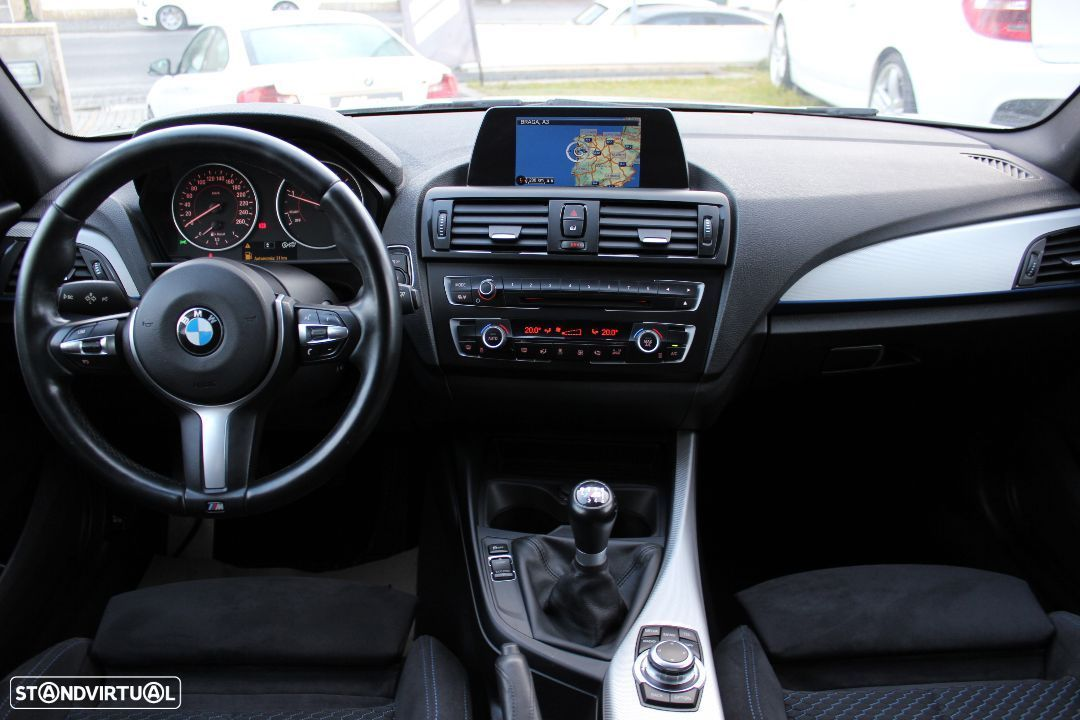 BMW 118 D PACK M PERFORMANCE - 52