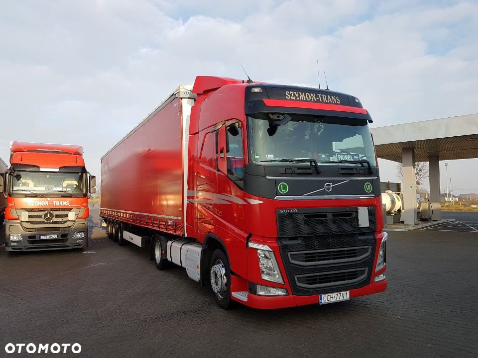 Volvo FH  Volvo FH Low Deck - 15