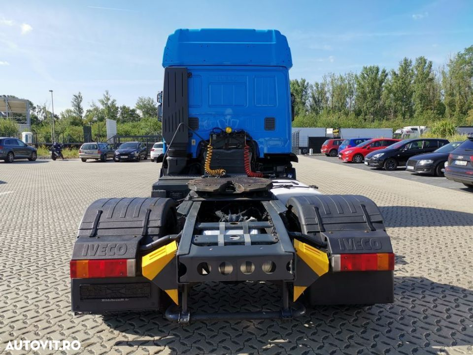 Iveco Stralis AT440S36T/P / German / 1 Hand - 6