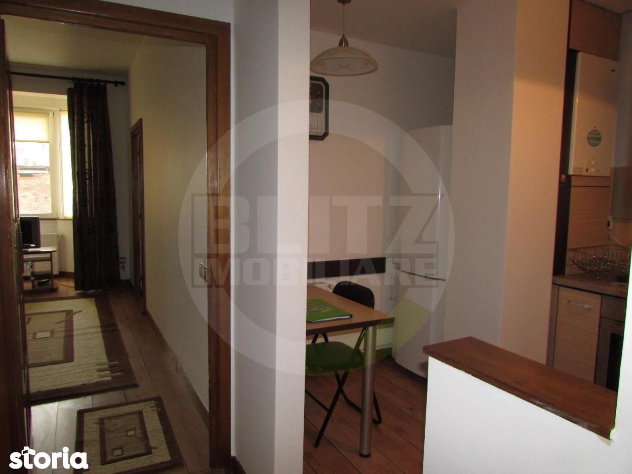 Apartament de inchiriat, Cluj-Napoca, Cluj, Semicentral - Foto 8