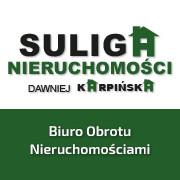 """Nieruchomości """"SULIGA"""" (dawniej Karpińska)"""