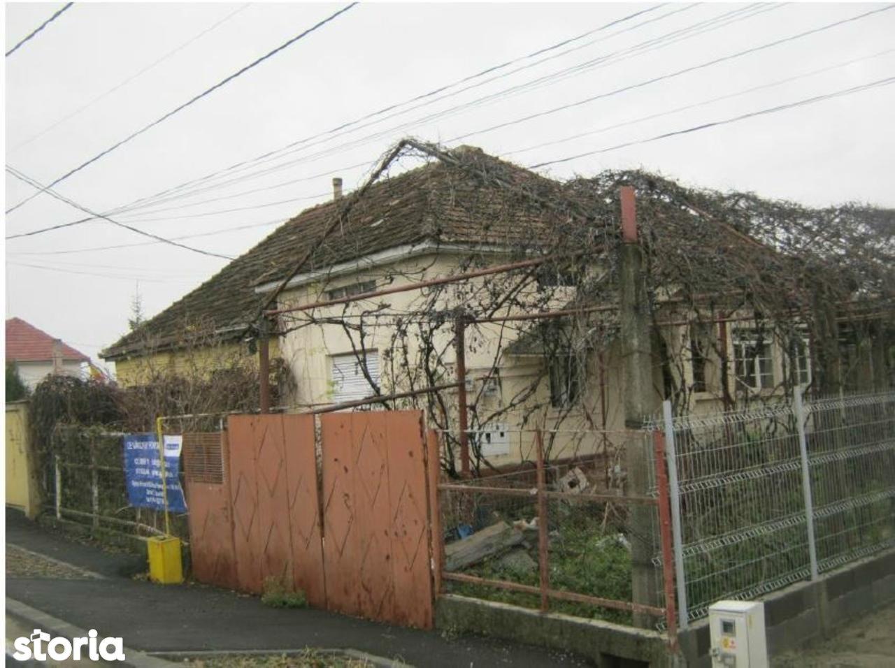 Casa de vanzare, Satu Mare (judet), Strada Andron Ioniță - Foto 1
