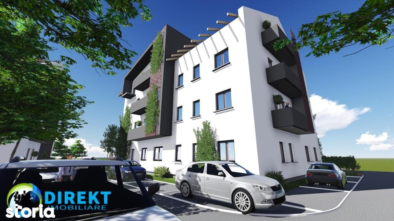 Apartament de vanzare, Bistrița-Năsăud (judet), Bulevardul Independenței - Foto 5