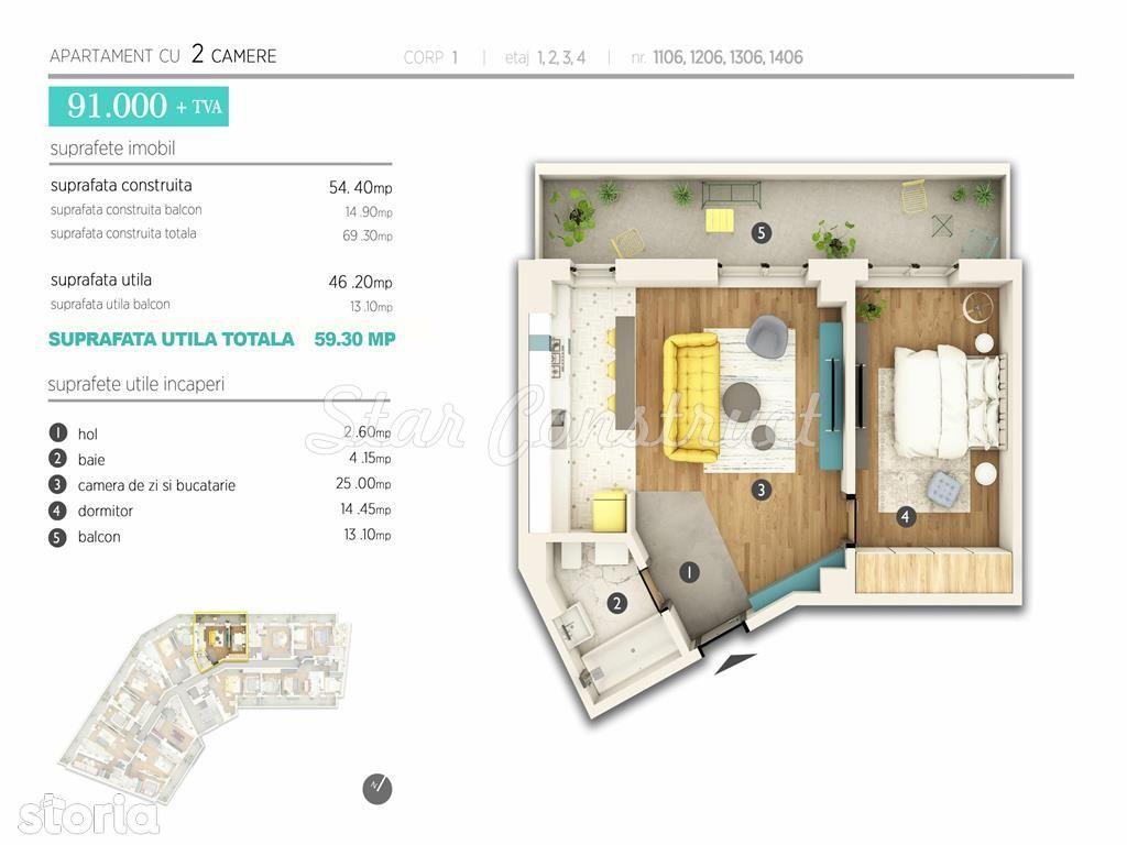 Apartament de vanzare, Bucuresti, Sectorul 4, Serban Voda - Foto 6