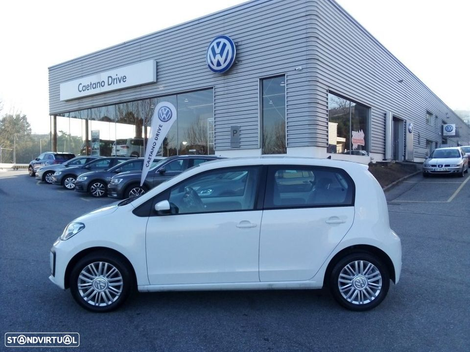 VW Up 1.0 60cv Take up BlueMotion Tech - 4