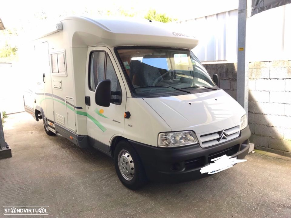 Chausson Odyssee 2.8 jtd 6 lugares - 7
