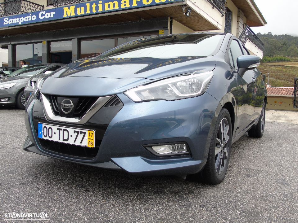 Nissan Micra 1.5 DCI 90cv N-Connecta S/S - 2
