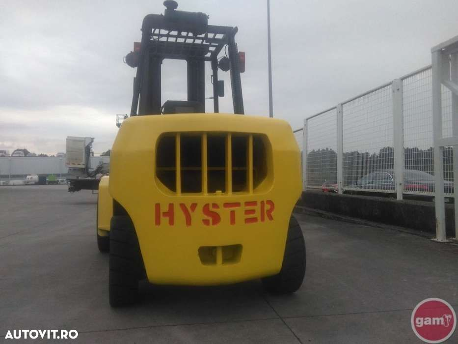 Hyster H4.00XL6 - 3