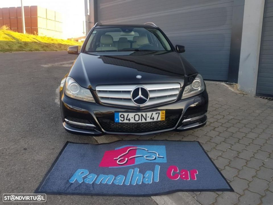 Mercedes-Benz C 220 CDi Avantgarde BlueE.Aut. - 2