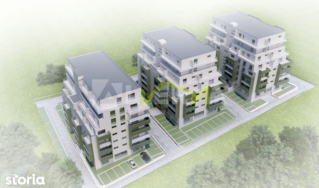 Apartament de vanzare, Cluj (judet), Strada Kelemen Lajos - Foto 16