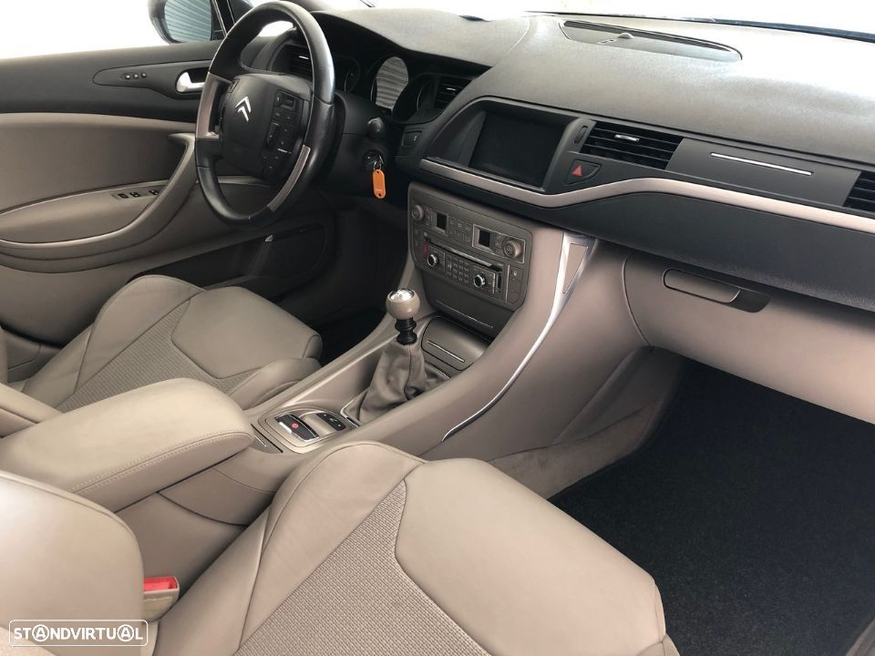 Citroën C5 2.0Hdi  Exclusive - 5