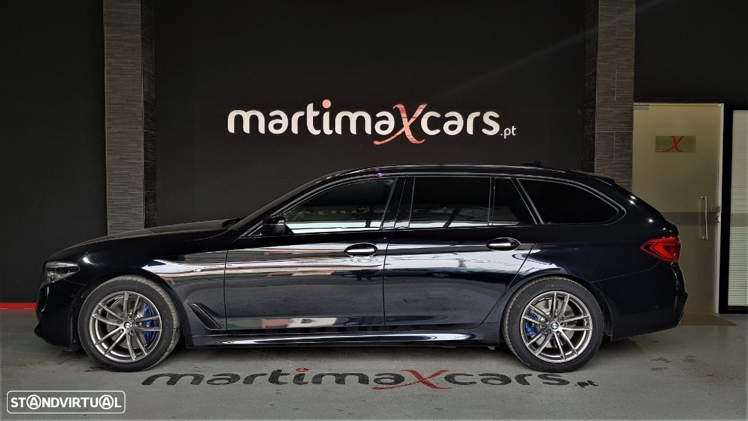 BMW 525 D TOURING PACK M - 11
