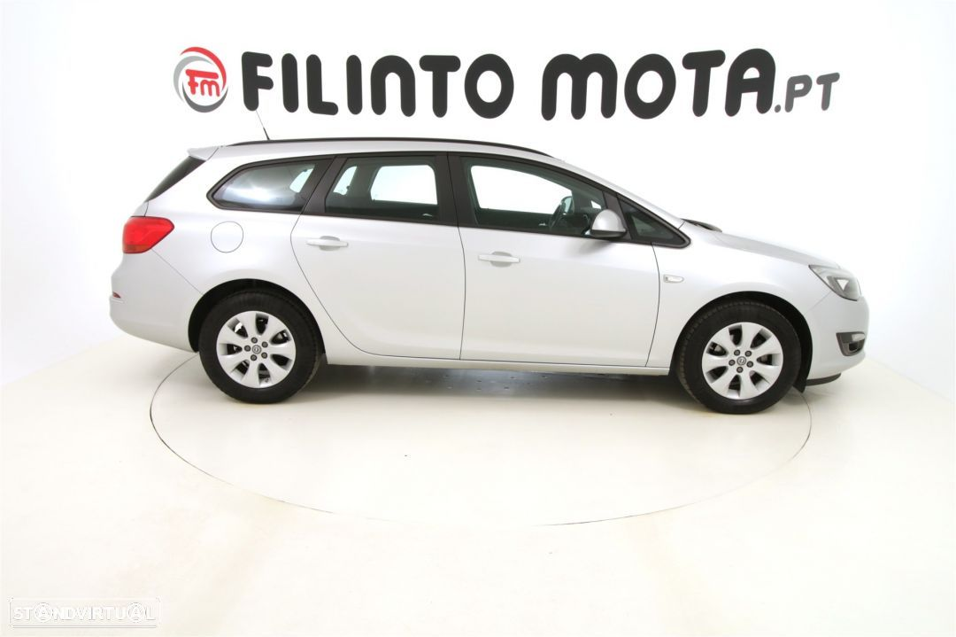 Opel Astra Sports Tourer 1.3 CDTi Selection S/S - 35