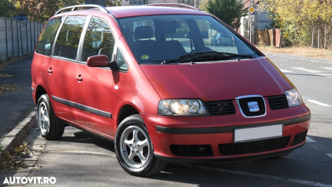 Seat Alhambra - 2