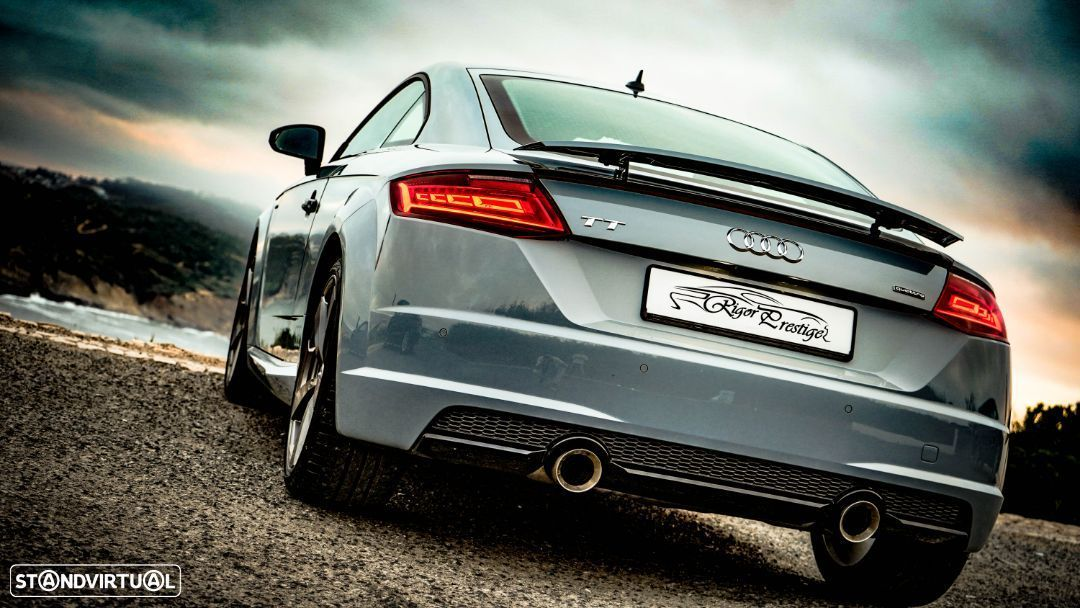 Audi TT 20 Years Limited Edition - 17