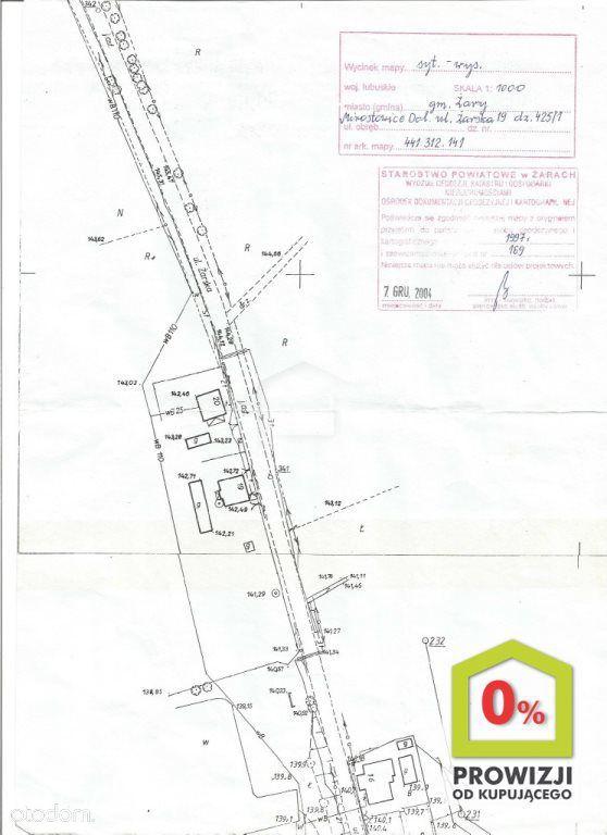 Działka na sprzedaż, Mirostowice Dolne, żarski, lubuskie - Foto 1