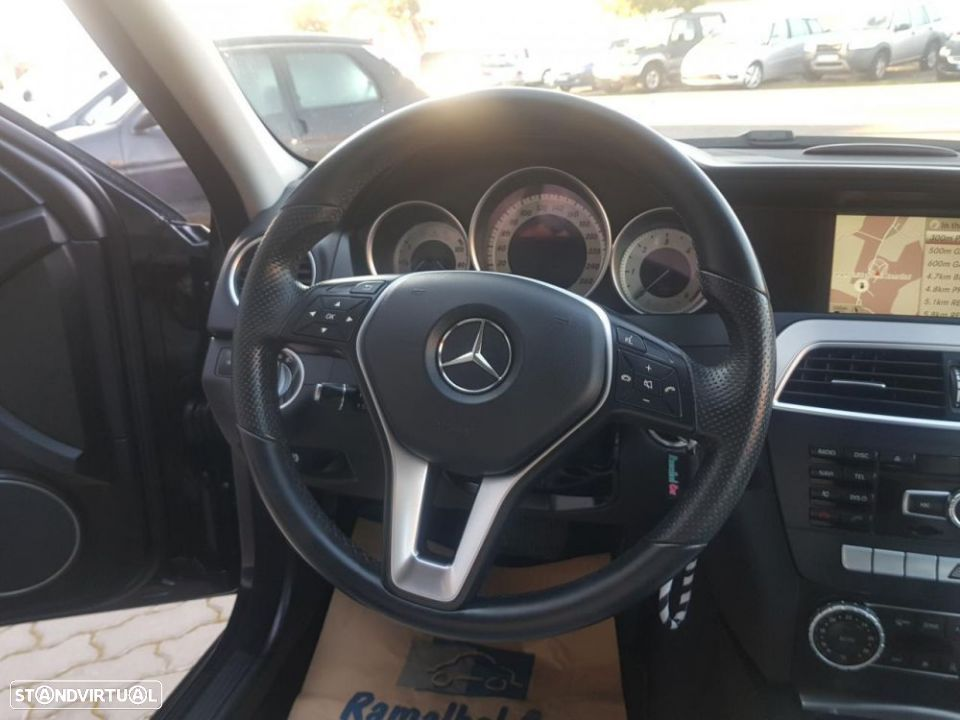 Mercedes-Benz C 220 CDi Avantgarde BlueE.Aut. - 15