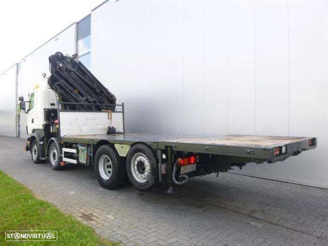 Scania R480 8x2 Hmf Odin O K5 With Jib Euro 4 - 4