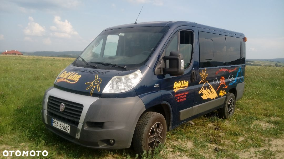 Fiat Ducato 9 osobowy - 1