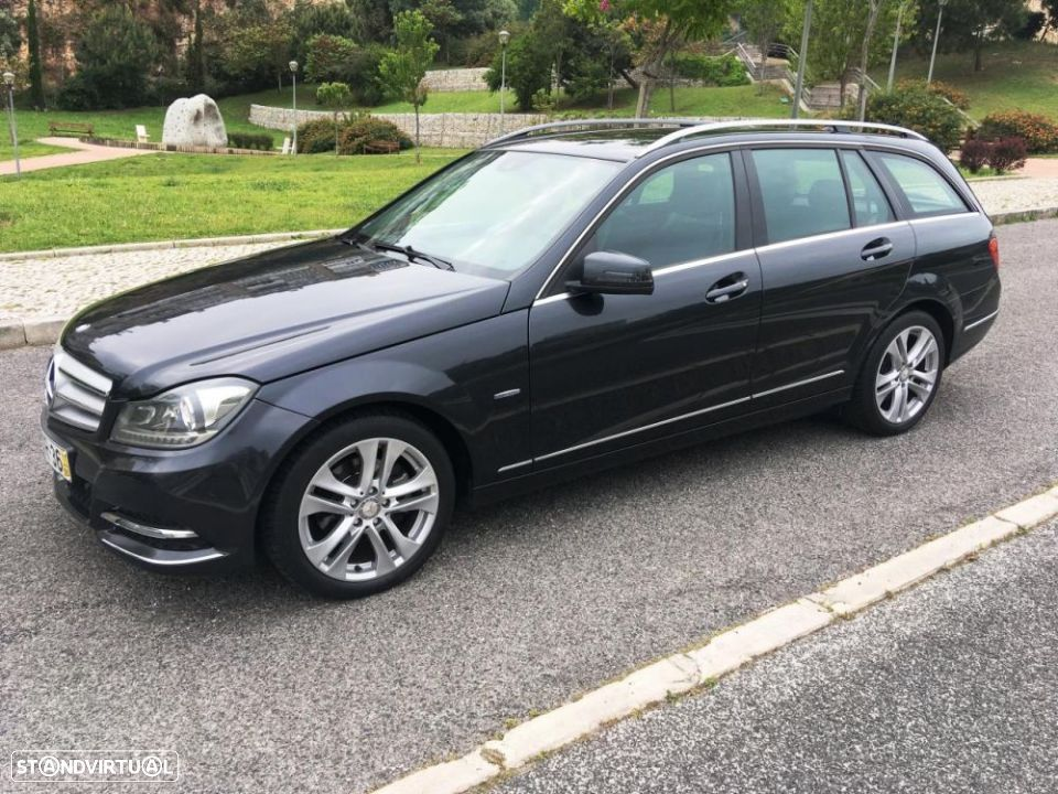 Mercedes-Benz C 220 CDi Avantgarde - 8