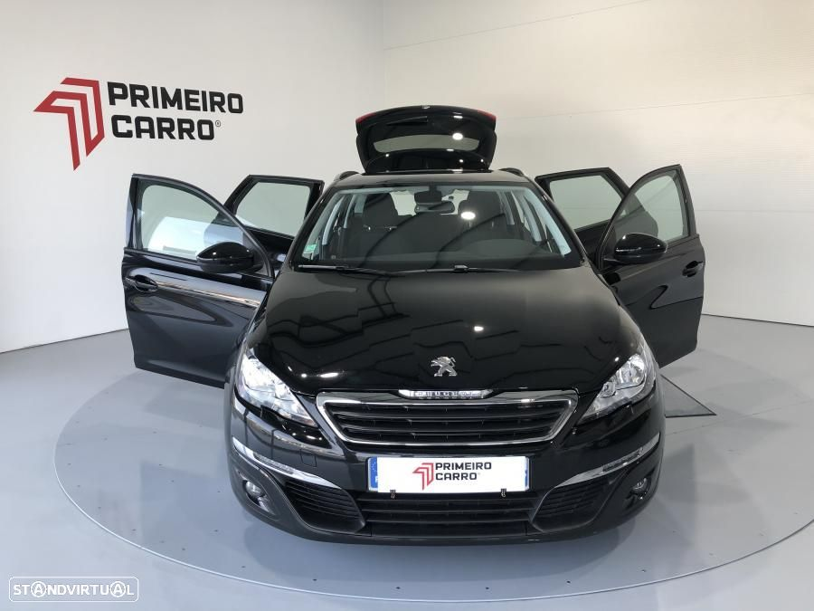 Peugeot 308 SW 1.6 HDI Business Pack GPS 120cv - 4