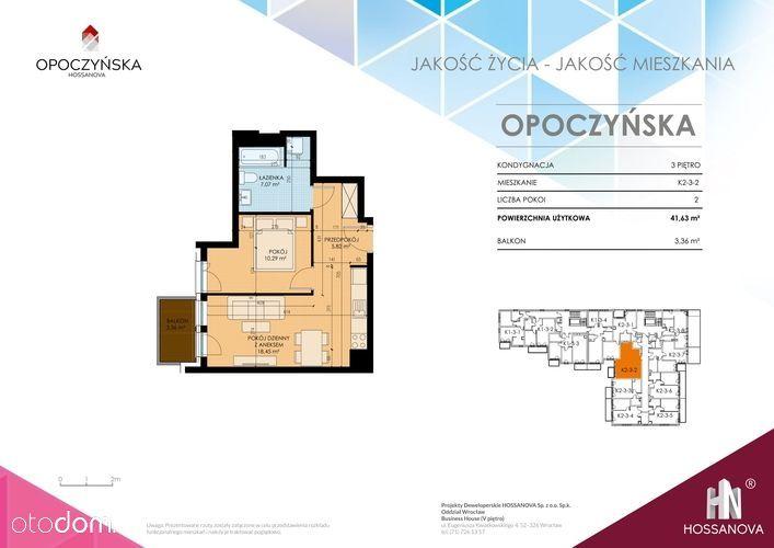 Mieszkanie na sprzedaż, Wrocław, Złotniki - Foto 1