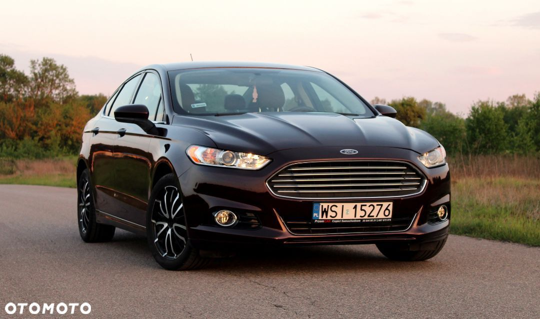 Ford Fusion - 1