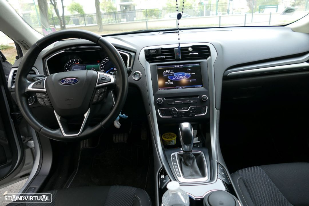 Ford Mondeo SW - 3