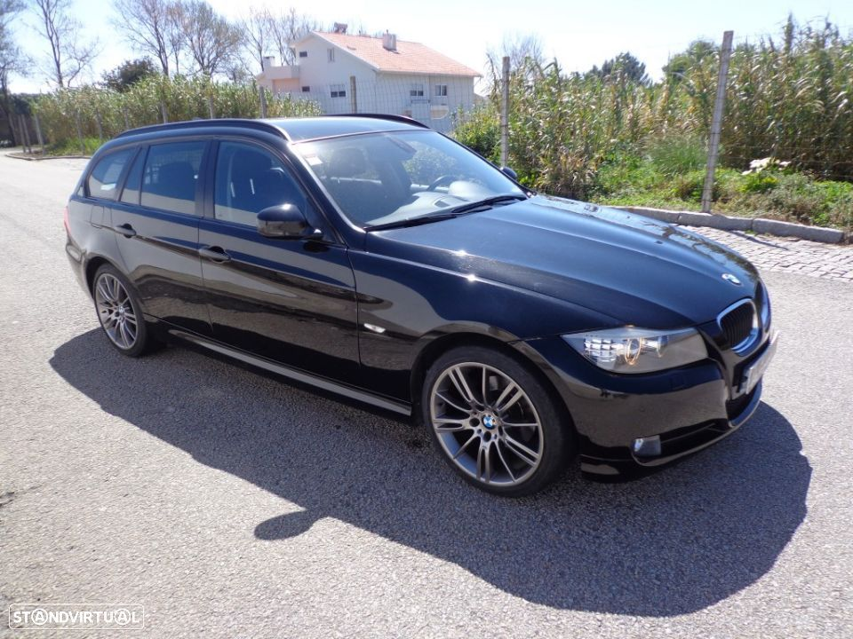 BMW 316 d Touring Navigation - 29
