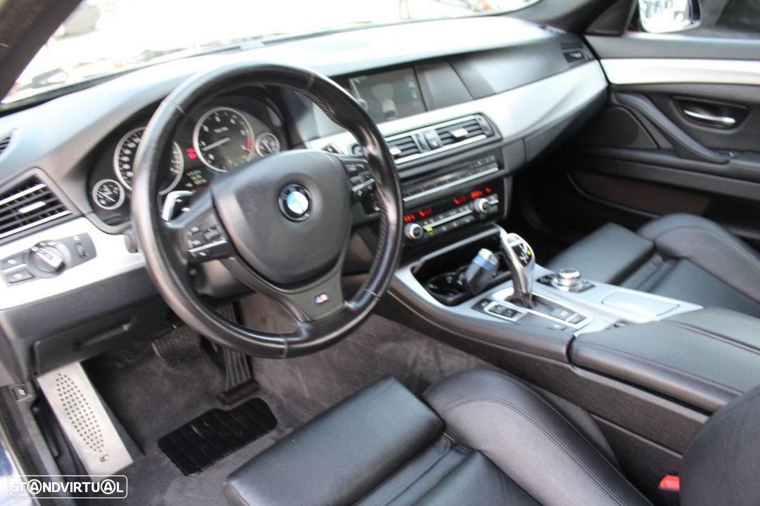BMW 535 d Touring Pack M Auto - 2
