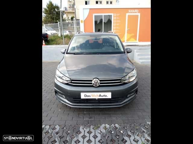 VW Touran 1.6 TDI Confortline - 2