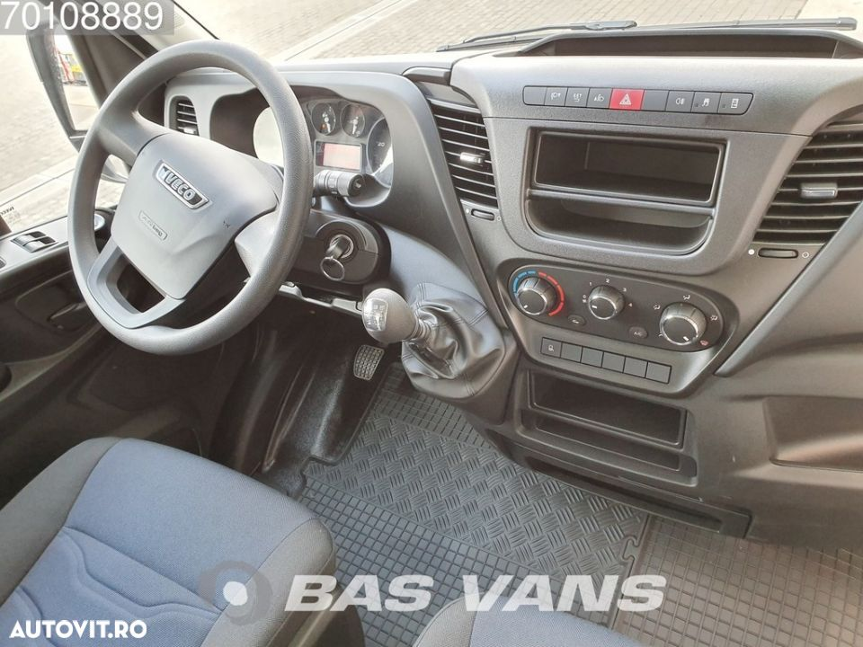 Iveco Daily 35S16 160PK Nieuw 3 Zits Cruise Control L3H2 16m3 Airco Cruise - 12