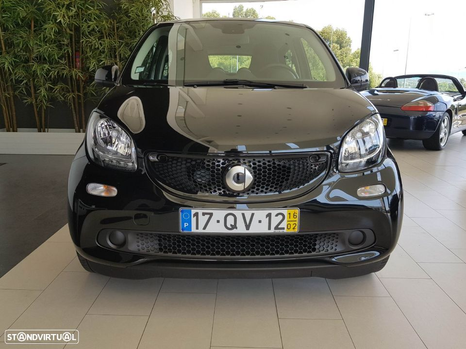 Smart ForFour 1.0 Passion - 2