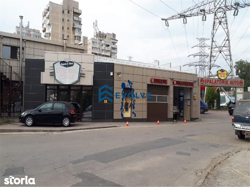 Spatiu Comercial de vanzare, Iași (judet), Șoseaua Nicolina - Foto 2