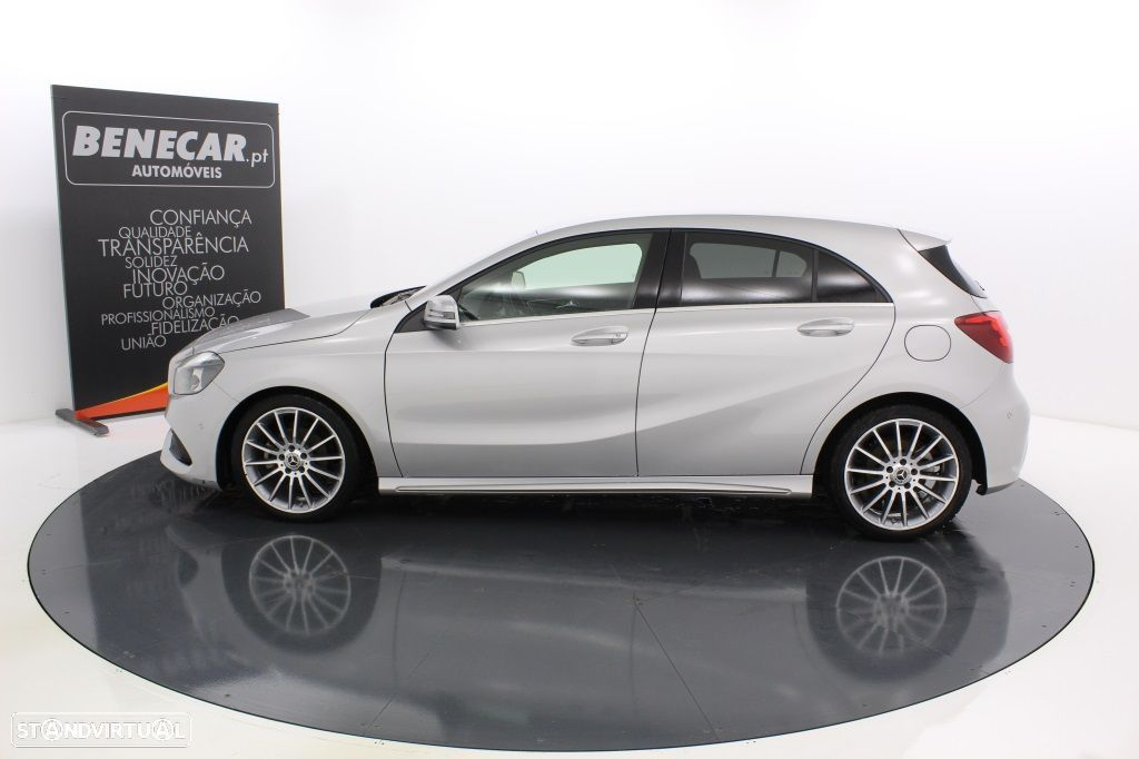 Mercedes-Benz A 180 CDi Final Edition Cx. Aut. - 3