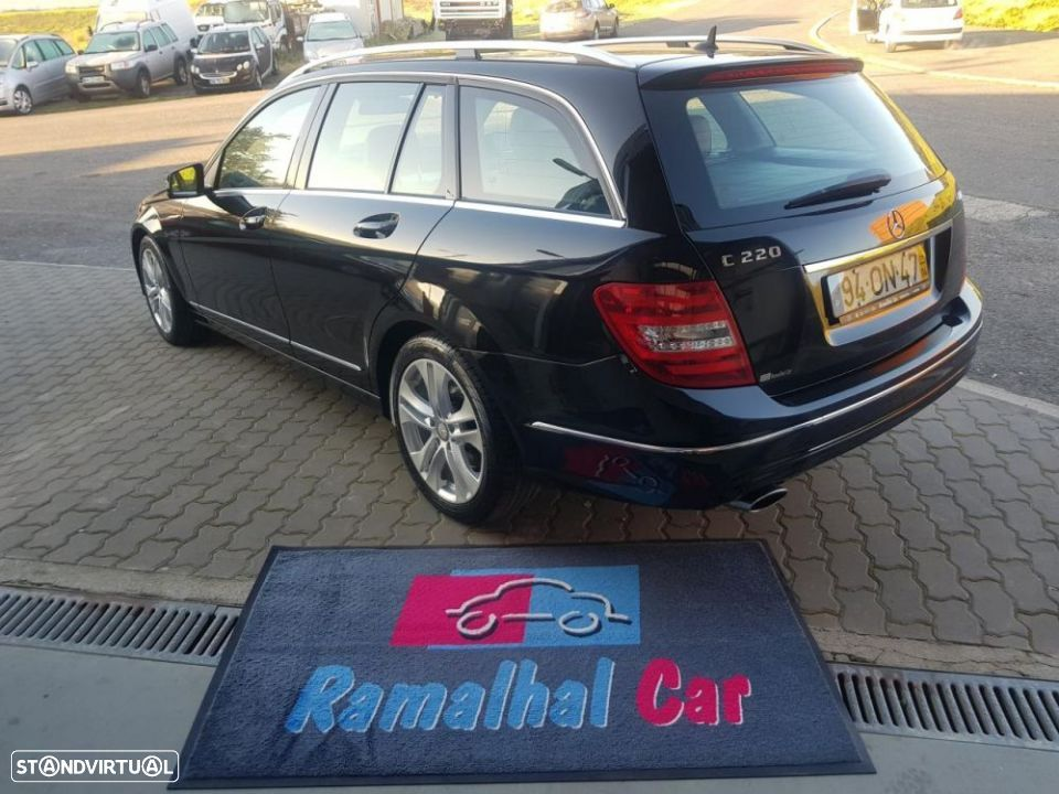 Mercedes-Benz C 220 CDi Avantgarde BlueE.Aut. - 7