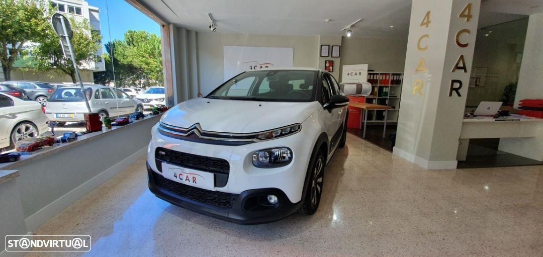 Citroën C3 1.2 VTI FEEL - 1