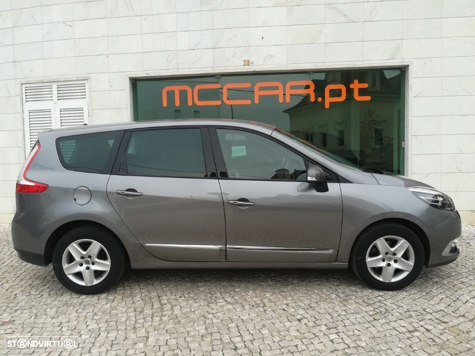 Renault Grand Scénic G. 1.5 dCi Dynam. S 7L. - 1