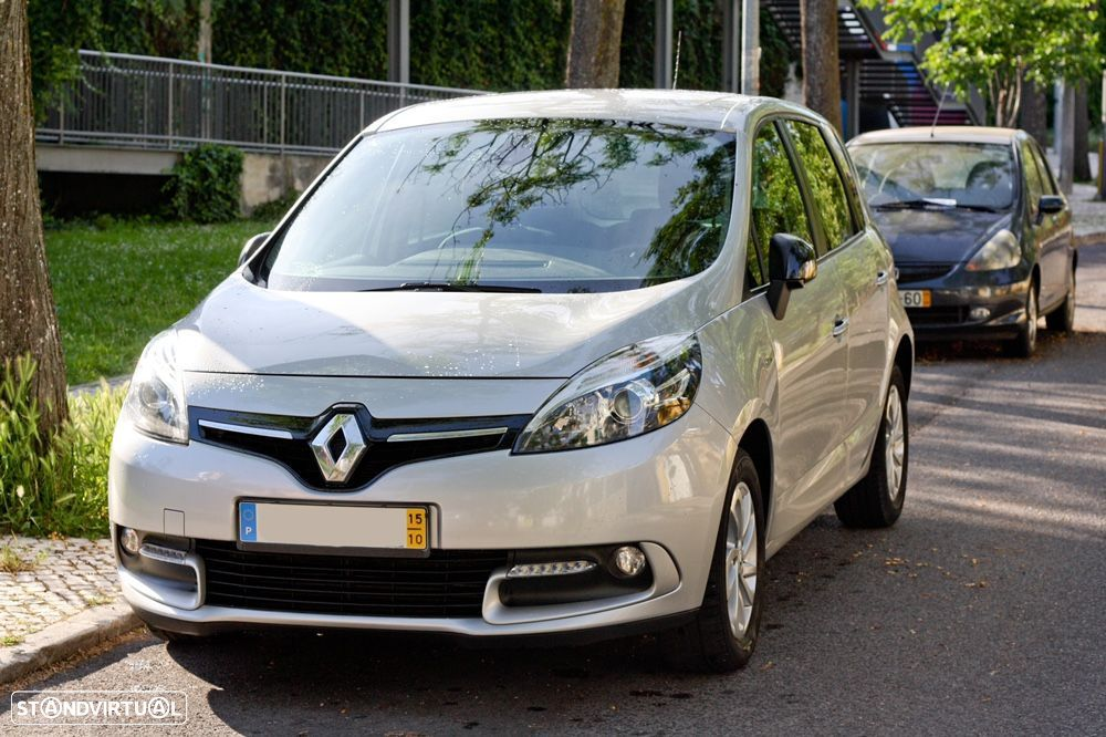 Renault Scénic Limited 1.5 dCi - 1