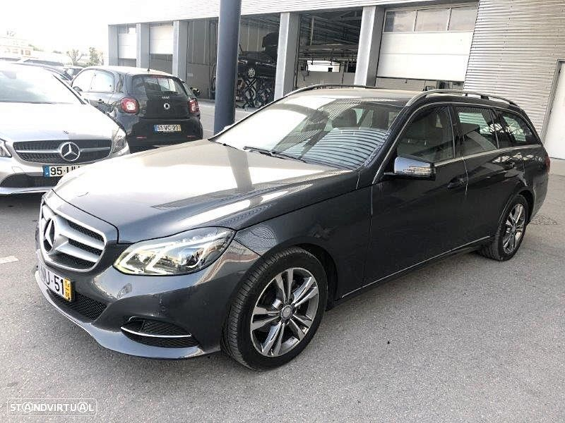Mercedes-Benz E 220 Station - 4