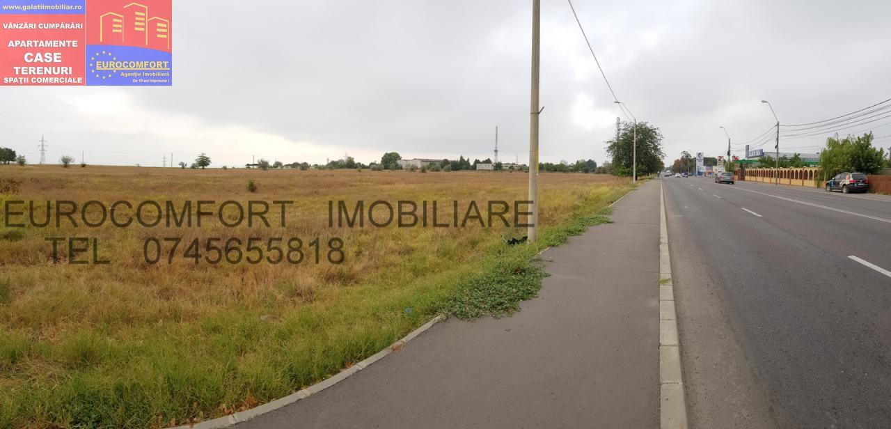 Teren de Vanzare, Galați (judet), Bariera Traian - Foto 1