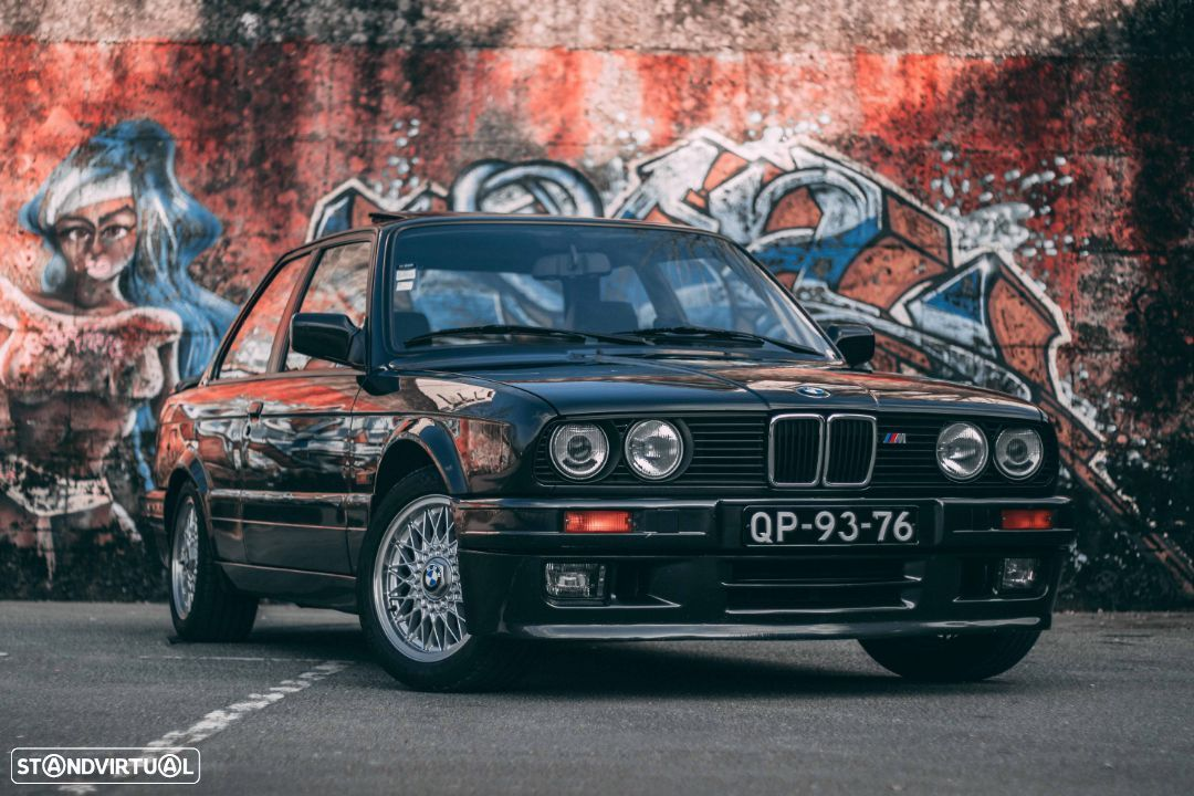 BMW 320 is M Power - 1