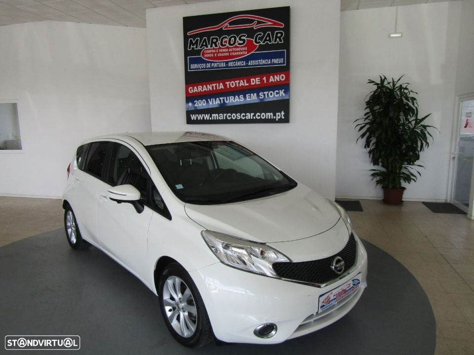 Nissan Note 1.5DCI PURE DRIVE - 1