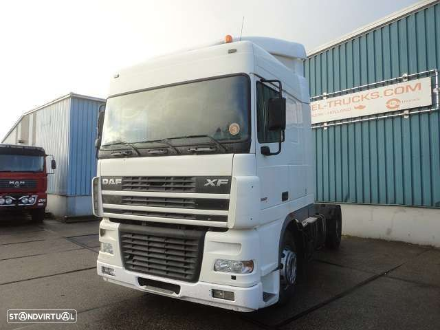 DAF FTXF 95-430 SPACECAB (EURO 3 / ZF-INTARDER / AS-TRONIC / ... - 1