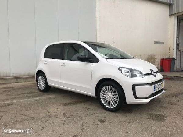 VW Up 1.0 bmt move ! - 3
