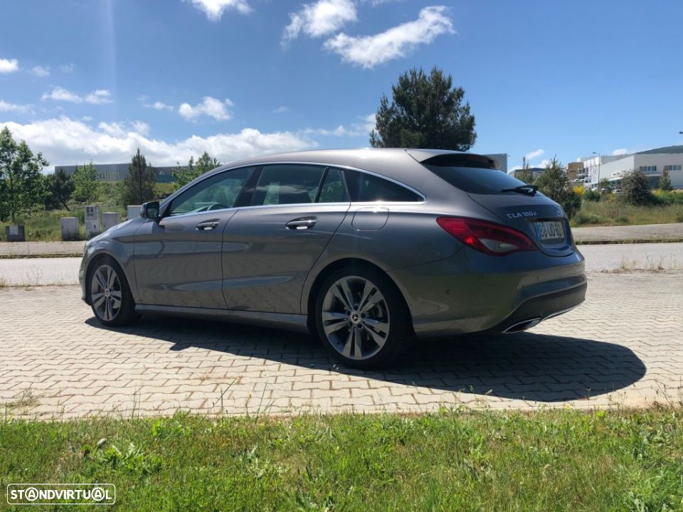 Mercedes-Benz CLA 180 180d Shooting Brake - 5