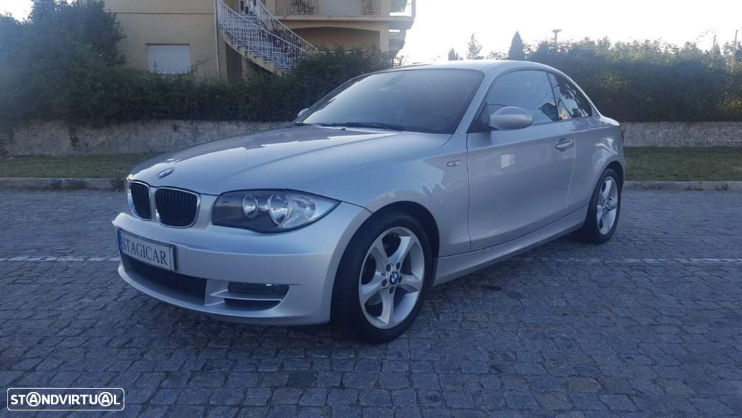 BMW 120 120d coupe - 1