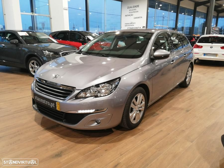 Peugeot 308 SW 1.6 BlueHDi 120cv Business Pack GPS Edition - 1