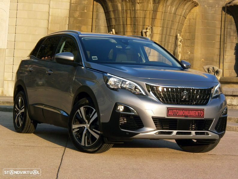 Peugeot 3008 Allure 1.5 BlueHDI  Navigation (130 cv) - 1